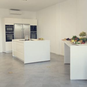 Interior del taller de Travel & Cuisine